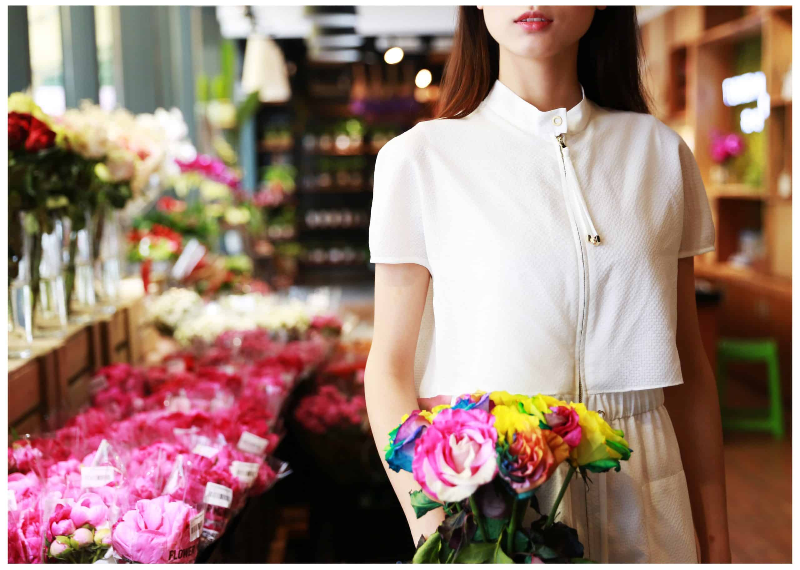 Flower Shop - 6 Things To Do Before You Open One
