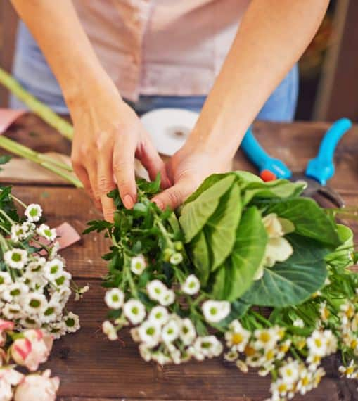 Fragrant Flowers Bring Scent Of Peace To Many Occasions